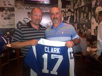 san francisco 03512 af0b9 Jersey Winners! | Wendel Clark